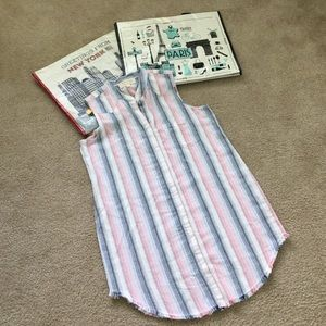 Anthro Cloth & Stone NWOT Button-down dress